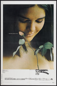 "Goodbye, Columbus (Paramount, 1969). One Sheet (27"" X 41""). Romance"