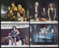 "Movie Posters:Rock and Roll, The Rocky Horror Picture Show (20th Century Fox, 1975). Mini LobbyCards (4) (8"" X 10""). Rock and Roll.... (Total: 4 Items)"