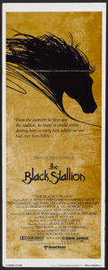 "Movie Posters:Adventure, The Black Stallion (United Artists, 1979). Insert (14"" X 36"").Adventure...."