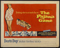 """Movie Posters:Comedy, The Pajama Game Lot (Warner Brothers, 1957). Half Sheets (7) (22"""" X 28""""). Comedy.... (Total: 7 Items)"""