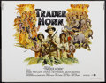 "Movie Posters:Adventure, Trader Horn Lot (MGM, 1973). Half Sheets (6) (22"" X 28"").Adventure.... (Total: 6 Items)"