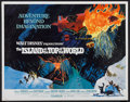 "Movie Posters:Adventure, The Island at the Top of the World Lot (Buena Vista, 1974). HalfSheets (4) (22"" X 28""). Adventure.... (Total: 4 Items)"