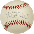 Autographs:Baseballs, Juan Marichal Single Signed Baseball....