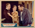 "Movie Posters:Mystery, Charlie Chan Carries On (Fox, 1931). Lobby Card (11"" X 14"")...."