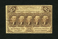 Fractional Currency:First Issue, Fr. 1282 25c First Issue Very Fine....