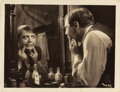 "Movie Posters:Crime, M (Vereinigte Star-Film GmbH, 1931). German Lobby Card (9"" X 12"")...."