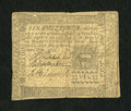 Colonial Notes:Pennsylvania, Pennsylvania March 20, 1773 6s Very Good....