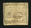 Colonial Notes:Pennsylvania, Pennsylvania April 3, 1772 2s/6d About New....
