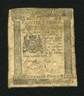 Colonial Notes:Pennsylvania, Pennsylvania April 25, 1776 18d Fine....