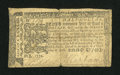Colonial Notes:Maryland, Maryland April 10, 1774 $1/2 Fine....