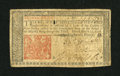 Colonial Notes:New Jersey, New Jersey March 25, 1776 18d Very Good....