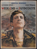 """Movie Posters:War, Weekend at Dunkirk (Pathe Consortium, 1964). French Grande (47"""" X63""""). War...."""