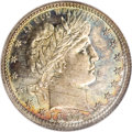 Proof Barber Quarters, 1901 25C PR66 NGC....