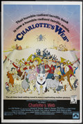 """Movie Posters:Animated, Charlotte's Web (Paramount, 1973). Poster (40"""" X 60""""). Animated.. ..."""