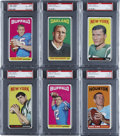 Football Cards:Sets, 1965 Topps Football Complete Set (176)....