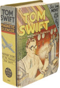 Golden Age (1938-1955):Science Fiction, Big Little Book #1437 Tom Swift (Whitman, 1935) Condition: VF....