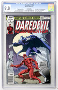 Bronze Age (1970-1979):Superhero, Daredevil #158 (Marvel, 1979) CGC NM/MT 9.8 White pages....