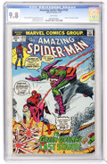Bronze Age (1970-1979):Superhero, The Amazing Spider-Man #122 (Marvel, 1973) CGC NM/MT 9.8 White pages....