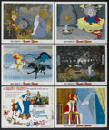 "Movie Posters:Animated, The Sword in the Stone (Buena Vista, 1963). Lobby Card Set of 9(11"" X 14""). Animated.... (Total: 9 Items)"