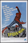 "Movie Posters:Action, Spider-Man (Columbia, 1977). One Sheet (27"" X 41""). Action...."
