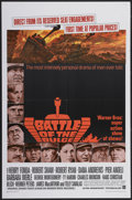 "Movie Posters:War, Battle of the Bulge (Warner Brothers, 1966). One Sheet (27"" X 41"").War...."