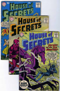 Silver Age (1956-1969):Mystery, House of Secrets Group (DC, 1959-64).... (Total: 19 Comic Books)