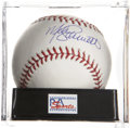 Autographs:Baseballs, Mike Schmidt Single Signed Baseball Gem Mint PSA 10....