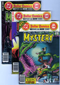 Bronze Age (1970-1979):Horror, House of Mystery Group (DC, 1977-83) Condition: Average VF....(Total: 31 Comic Books)