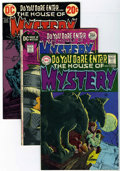 Bronze Age (1970-1979):Horror, House of Mystery Group (DC, 1968-74) Condition: Average FN/VF....(Total: 23 Comic Books)
