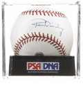 Autographs:Baseballs, Ron Guidry Single Signed Baseball, NM-MT+ 8.5....