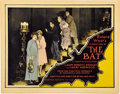 "Movie Posters:Mystery, The Bat (United Artists, 1926). Title Lobby Card (11"" X 14"")...."