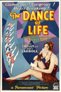 "Movie Posters:Drama, The Dance of Life (Paramount, 1929). One Sheet (27"" X 41"") StyleB...."