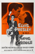 """Movie Posters:Elvis Presley, King Creole (Paramount, 1958). One Sheet (27"""" X 41"""")...."""