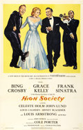 "Movie Posters:Musical, High Society (MGM, 1956). One Sheet (27"" X 41"")...."