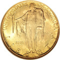 Commemorative Gold, 1926 $2 1/2 Sesquicentennial MS67 NGC....