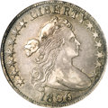 Early Half Dollars, 1806 50C 6 Over Inverted 6, O-112, R.4, XF45 NGC....
