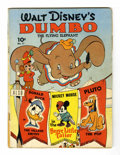 Golden Age (1938-1955):Cartoon Character, Four Color (Series One) #17 Dumbo (Dell, 1941) Condition: VG-....