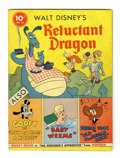 Golden Age (1938-1955):Cartoon Character, Four Color (Series One) #13 Reluctant Dragon (Dell, 1941) Condition: VG+....