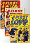 Golden Age (1938-1955):Romance, First Love Illustrated File Copies Group (Harvey, 1949-63)Condition: Average VF.... (Total: 87 Comic Books)