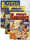 Golden Age (1938-1955):Romance, First Romance File Copies Group (Harvey, 1949-58) Condition: Average VF.... (Total: 45 Comic Books)