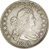 1803 50C Small 3, O-104, R.3--Improperly Cleaned--NCS. AU Details....(PCGS# 6067)