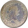 Early Half Dollars, 1795 50C Two Leaves, O-109, R.4, VF30 NGC....