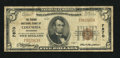 National Bank Notes:Tennessee, Columbia, TN - $5 1929 Ty. 1 The Phoenix NB Ch. # 7870. ...
