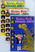 Silver Age (1956-1969):Humor, Richie Rich Dollars and Cents #2-109 File Copies Group (Harvey, 1963-82) Condition: Average VF/NM.... (Total: 108 Comic Books)