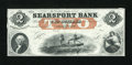 Obsoletes By State:Maine, Searsport, ME- Searsport Bank $2 18__. ...