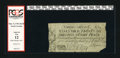 Colonial Notes:North Carolina, North Carolina March 9, 1754 26s/8d PCGS Apparent Fine 12....