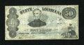 Obsoletes By State:Louisiana, Shreveport, LA- State of Louisiana $50 March 10,. 1863 Cr. 12. ...