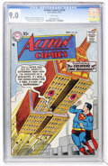 Silver Age (1956-1969):Superhero, Action Comics #234 (DC, 1957) CGC VF/NM 9.0 White pages....