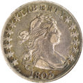 Early Half Dollars, 1803 50C Large 3 AU50 NGC....