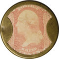 Encased Postage: , HB-45 EP-36 3¢ Bailey & Co. Very Fine....